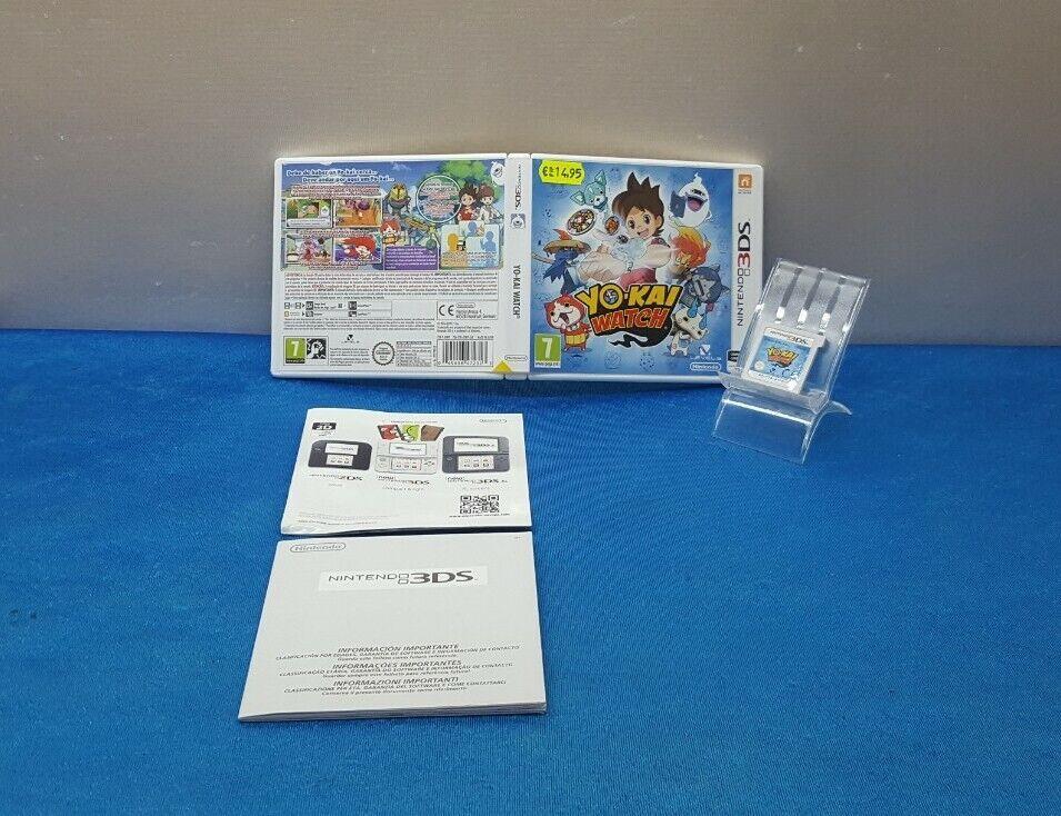 JUEGO NINTENDO 2DS 3DS ESP - YO-KAI WATCH