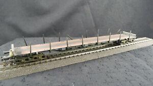 Roco-4357-Rungenwagen-DB-gealtert-H0-WK149-Neuwertig-OVP