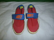 vintage Nike aqua water socks shoes
