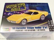 Revell 1/25 Chevy Corvette Coupe 1969 Yenko 2n1 854411