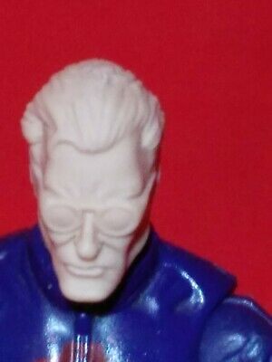 MH105 Cast Action figure head sculpt for use with 1:18th scale GI JOE Military