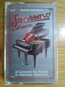 Mulino Bianco Barilla Anni 80 Musicassetta Sanremo Nel Cuore