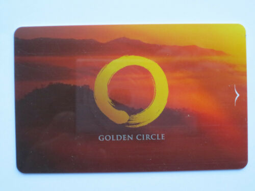 Shenzhen, China HOTEL ROOM KEY CARD Shangri-La Golden Circle
