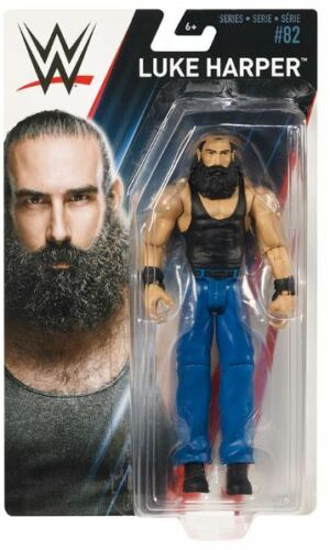 WWE Mattel Wrestling Figure Series 82 Luke Harper
