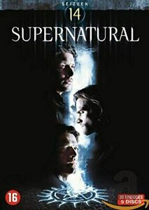 SUPERNATURAL-SAISON-14-INTEGRAL-DVD-NEUF-SOUS-CELLOPHANE