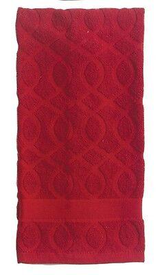 Kay Dee Designs Red Necessities Jacquard Kitchen Towel ...