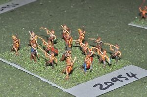15mm roman era  gaul  warriors 16 figs  inf 20954 - Derby, Derbyshire, United Kingdom - 15mm roman era  gaul  warriors 16 figs  inf 20954 - Derby, Derbyshire, United Kingdom