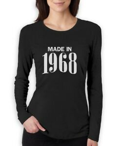 Image Is Loading 50th Birthday Gift Idea Made In 1968 Women