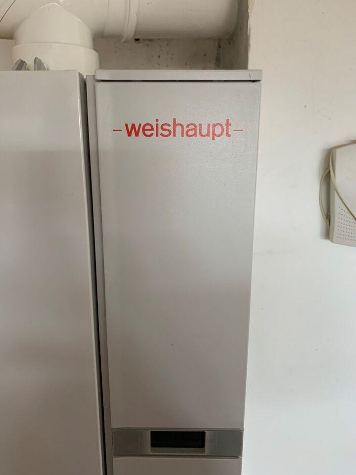 Gasfyr, Weishaupt