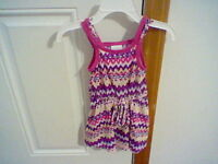 Brand Infant Girl's Size 12 Months Wonderkids Summer Dress