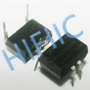 1PCS PVA3354N IC HEXFET Power MOSFET Photovoltaic Relay Single-Pole DIP4