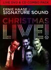 Christmas Live [DVD/CD] [11/11] by Ernie Haase & Signature Sound (DVD, Nov-2013, Stowtown Records)