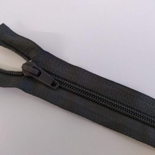"""Coat Fleece Hoody Bag Jacket OPEN END ZIP 40 Colours 13 Sizes 10-34/"""" 25-85cm"""
