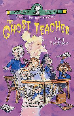 1 of 1 - NEW The Ghost Teacher (Corgi Pups) by Tony Bradman