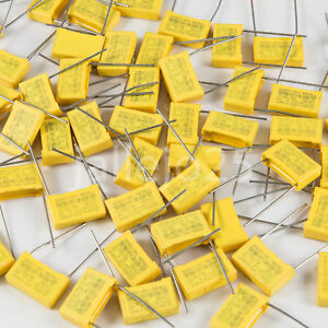 10-X-Condensadores-radial-0-047uF-47nF-275V-MKP-X2-10mm-Safety-capacitors