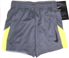 size 40 41064 9f7c7 item 2 Nike Toddler Boys Dri-Fit Athletic Mesh Shorts NWT Size 2T Gray    Neon Yellow -Nike Toddler Boys Dri-Fit Athletic Mesh Shorts NWT Size 2T  Gray   Neon ...