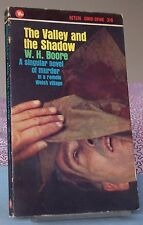 W.H.Boore THE VALLEY AND THE SHADOW Corgi 1st 1966 pb