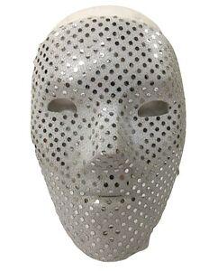 UK-Deuce-HOLLYWOOD-NON-mort-Halloween-Plastique-Masque-Album-Fantaisie-habillage