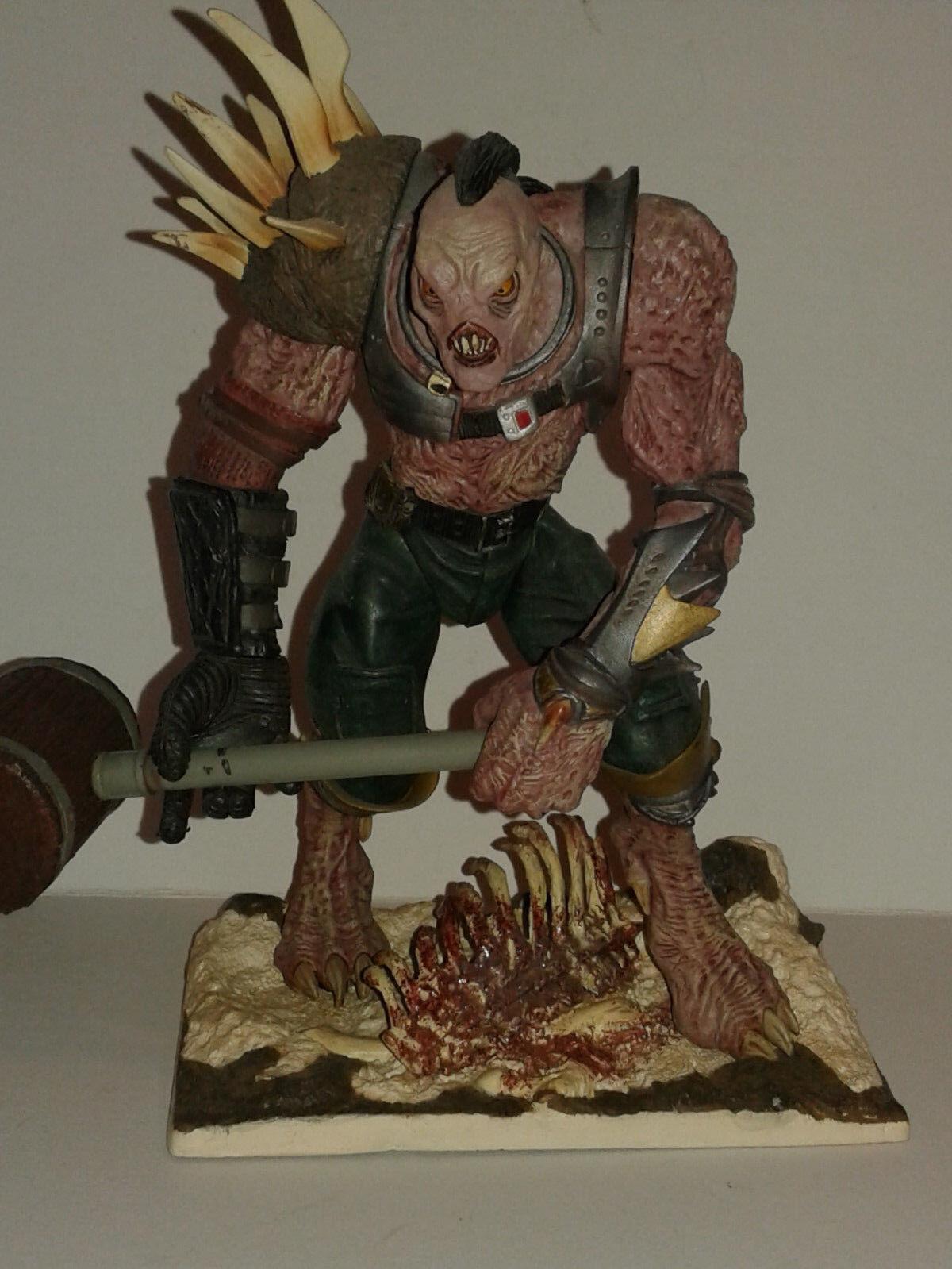 Stan Winston Creatures - GRIPPLER - Mutant Earth Loose Figure 2001