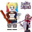 1pc Harley Quinn Minifigures Building Blocks Toy Suicide Squad Custom Lego #257