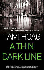 A Thin Dark Line, Hoag, Tami, Good Book
