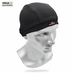 Cooling-Motorcycle-Helmet-inner-Caps-Quick-Dry-Skull-Beanie-Cycling-Hat-Headwear