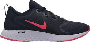 5c9b6e4df8 Nike Rebel React Trainers Junior Girls UK 5.5 US 6Y EUR 38.5 CM 24 ...