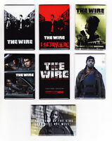 The Wire Poster Magnets (print Omar Box Set Hbo Shirt Indeed Stringer Complete)