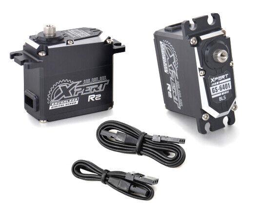 Xpert R2 Cyclic Servo Brushless Modulare 30kg 0.062s Alto Voltaggio - 6401-HV