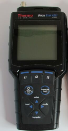 THERMO SCIENTIFIC STAR A221 pH Meters