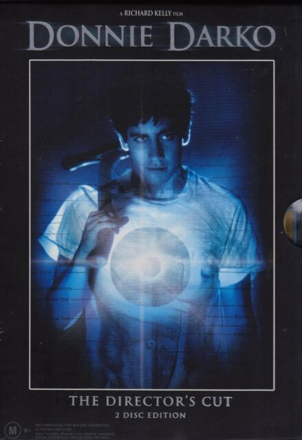 Donnie Darko: The Director's Cut DVD (Two-Disc Special Edition) Jake Gyllenhaal-