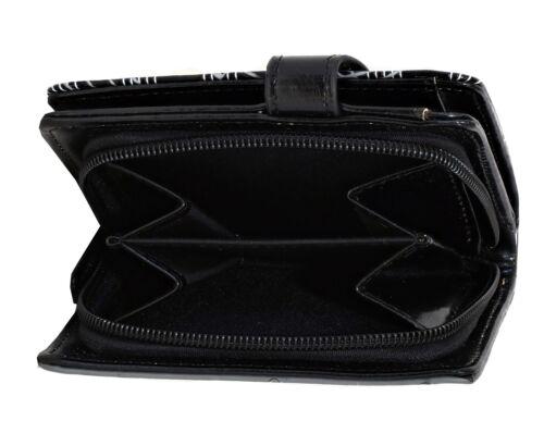 Choose Design Shagwear Music Themed Women/'s Small Zipper Bifold Wallets