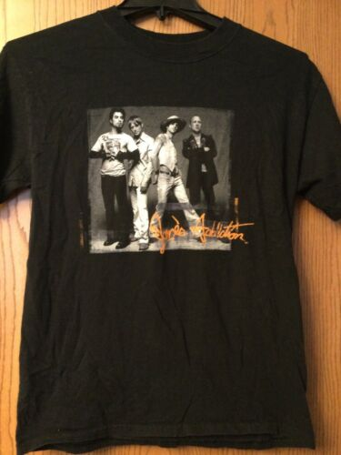 Janes Addiction - Black Shirt.  M.