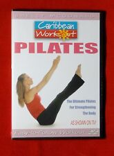 LN Caribbean Workout Pilates Unrated DVD Shelly McDonald Presenter As Seen on TV