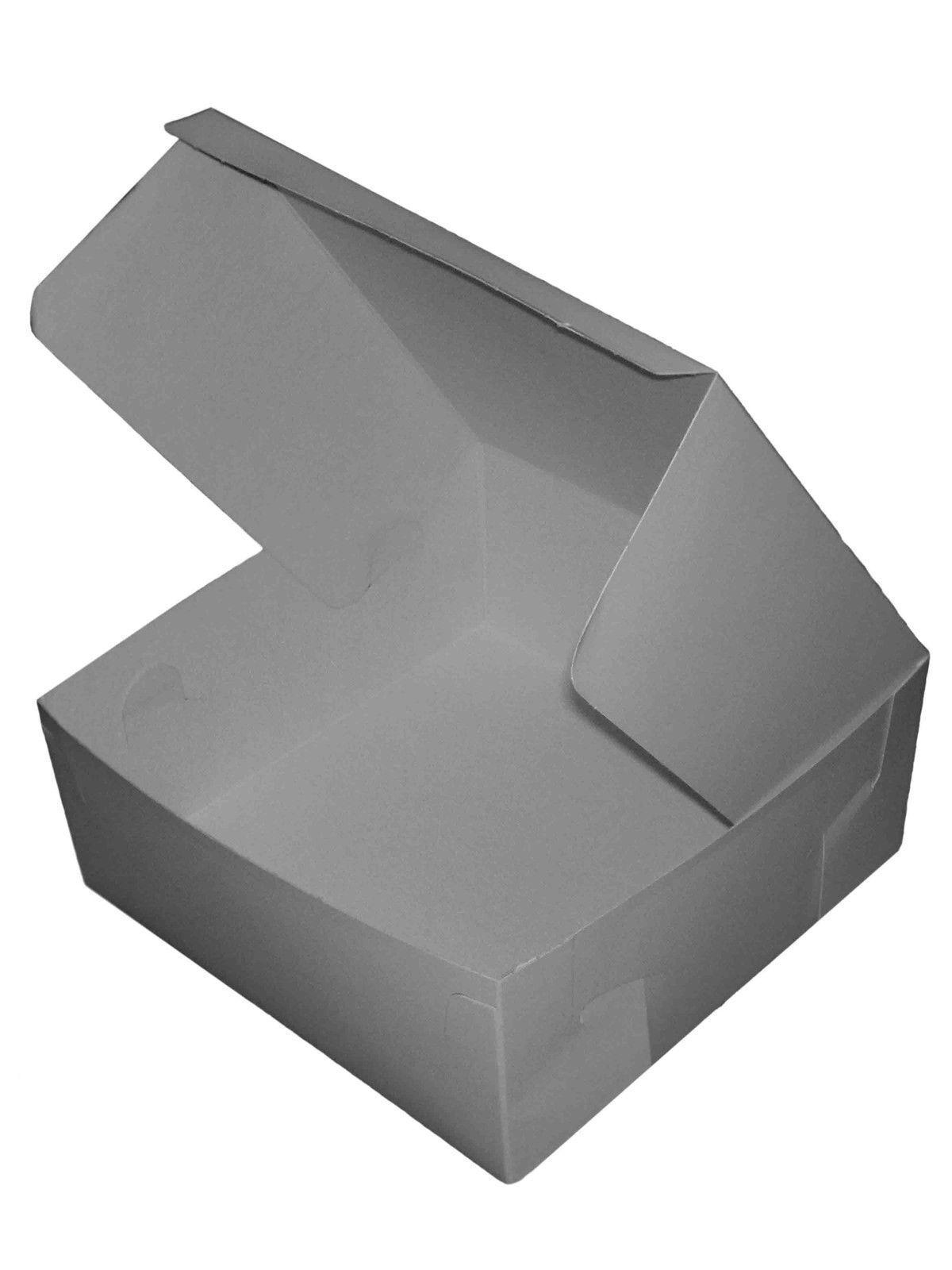 Forte Bianco Fata Panificio Torta Dolce Muffin Scatole Panificio Fata Festa 100 250 500 1000 1b9943