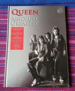 Queen ~ Absolute Greatest ( EU Press ) Cd