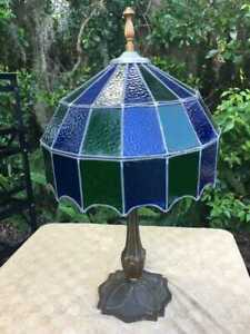 Bradley-amp-Hubbard-Early-Electric-Stained-Glass-Lamp-Survivor-Project-c-1900