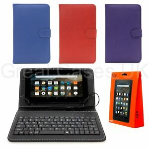 Premium-Soft-Case-Cover-with-Keyboard-for-Fire-7-034-Tablet-Inch-16-Gb-Table-2019