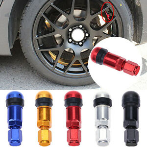 4pcs-Metal-Car-Wheel-Tire-Valve-Stem-Caps-Air-Cover-Titanium-Spare-Tire-Covers