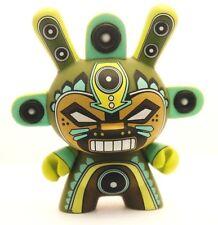"""Kidrobot Dunny 3"""" Azteca Series 2 Marka27 Minigod Speakers Vinyl Art Figure"""