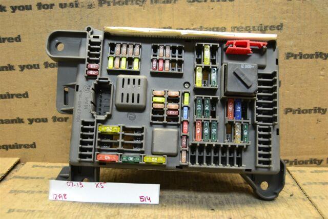 07-13 BMW X5 Power Junction Fuse Box OEM 518954020A Module ...