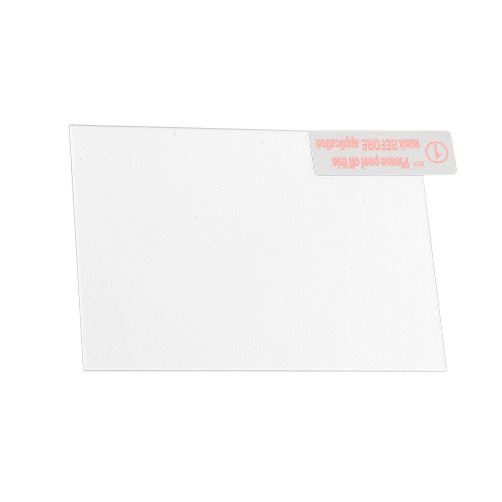 0.33mm screen protector clear glass film for Sony Ilce-9 A9