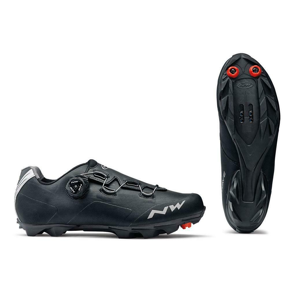 Northwave Raptor TH Thermal Cleat Winter Cycling schuhe Road Gravel  - EU41 UK7.5