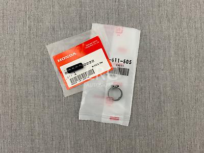 OEM HONDA D-SERIES 5 SPEED SHIFT LINKAGE PIN LOCK CLAMP /& BOLT HARDWARE SET
