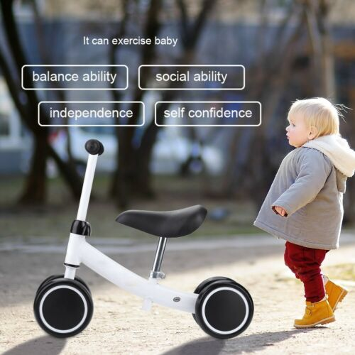 Balance Training Mini Bike Scooter Walker Scooters fr 1-2 Year Old Baby No-Pedal