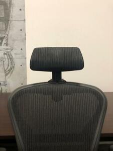 Headrest for Herman Miller Aeron – Black Mississauga / Peel Region Toronto (GTA) Preview