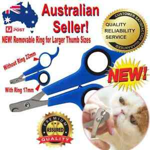 Adjustable-Pet-Nail-Dog-Cat-Clippers-Trimmer-Scissors-Grooming-Stainless-Steel