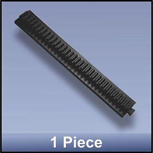 100 MM MODULE 1 PRECISION MOULDED RACK - 1 piece