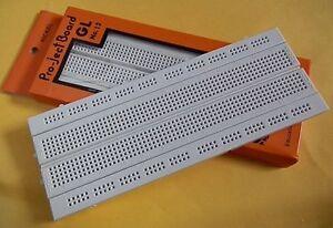 Breadboard-840-points-Solderless-DIY-Project-circuit-test-Bread-board