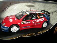 1:43 Ixo Citroen Xsara WRC #2 Rally of Turkey 2005 C.Sainz/M.Marti OVP